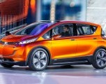 "El Chevy Bolt del 2017 logra el premio al ""Green Car of the Year"" 2017"