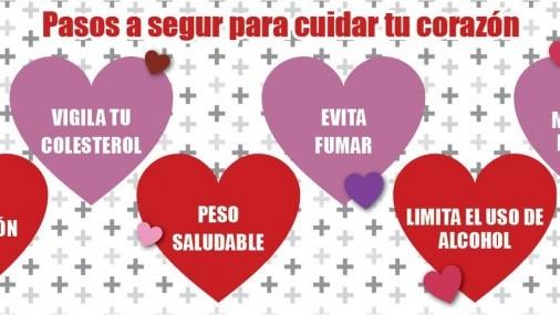 Febrero es el Mes del Corazón