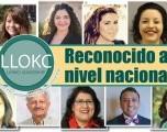 LLOKC Reconocido a nivel nacional