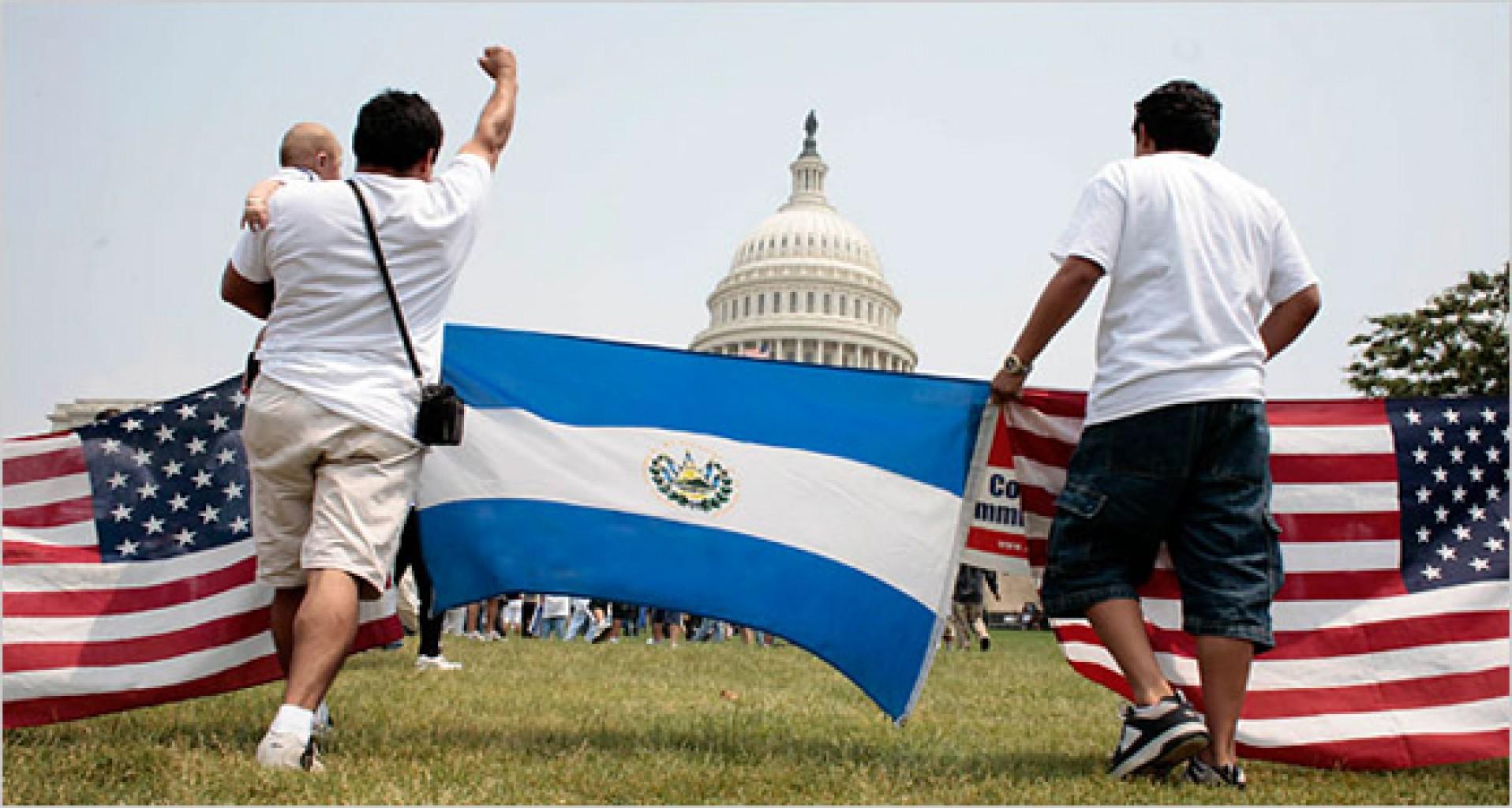 Comunidad condena la decisión de terminar el (TPS) para más de 200 mil Salvadoreños