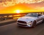 """Ford """"Mustang California"""", regresa con más rendimiento y confort"""