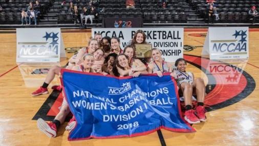 ¡Equipo Femenino de MACU Campeones Nacionales