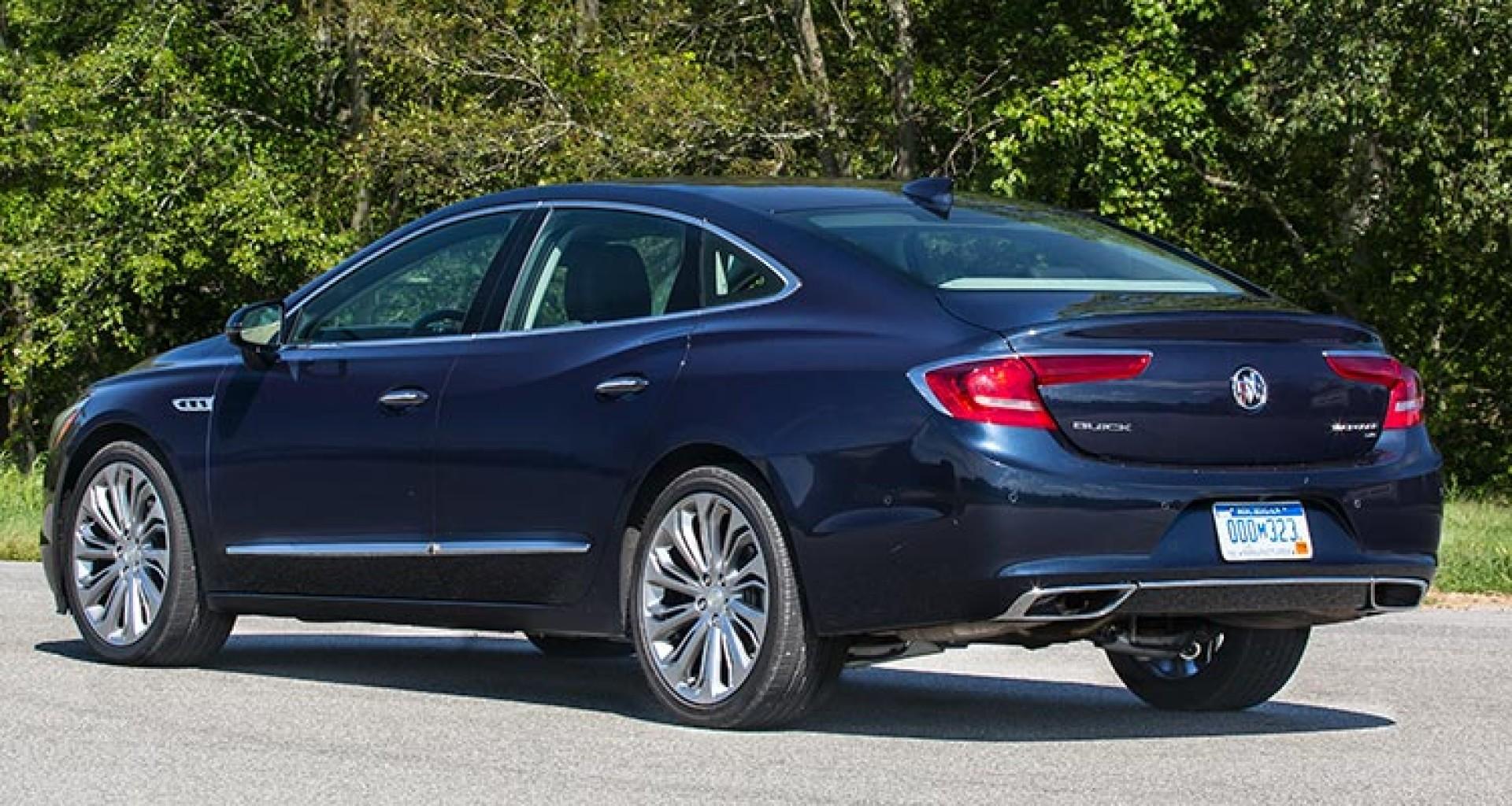 Buick se dá un lavado de cara  y no pondrá más su nombre en sus automóviles
