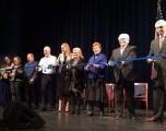 Hearing New Year OKC! Civic Center Ribbon Cutting