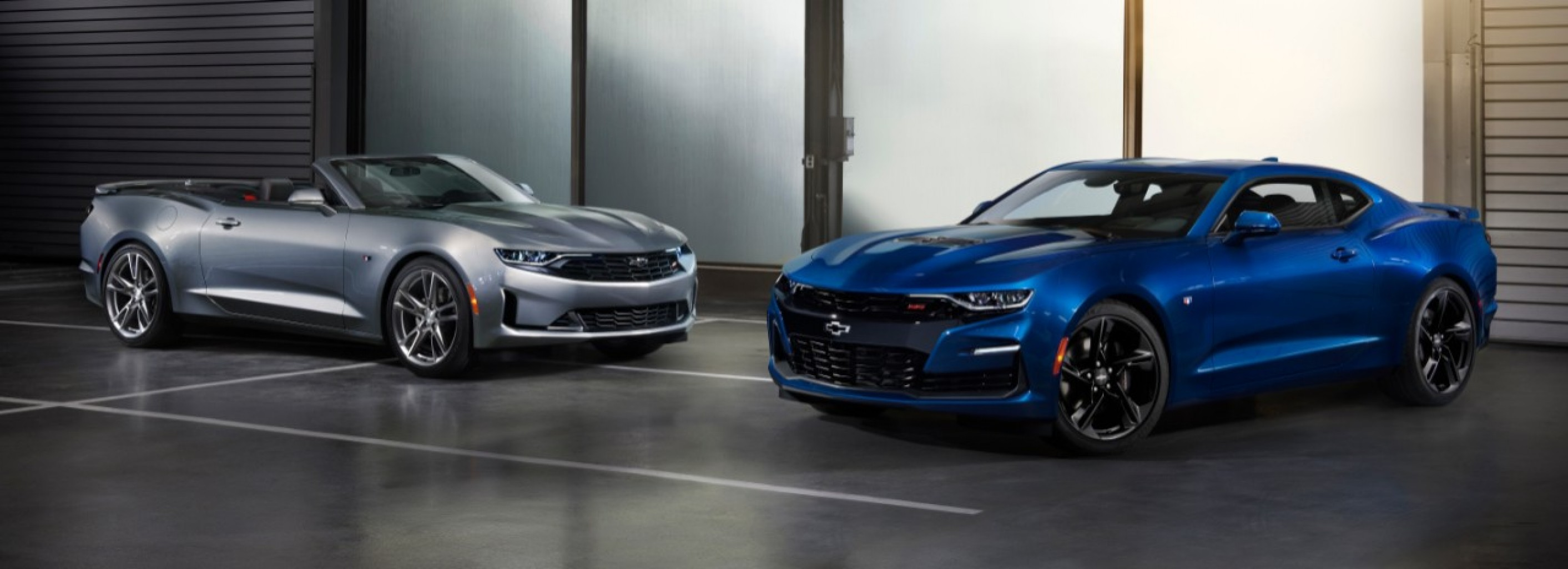 Chevrolet presentó el nuevo Camaro del 2019