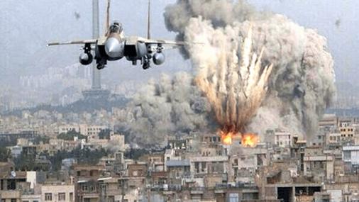 Ninguna autoridad constitucional para bombardear Siria