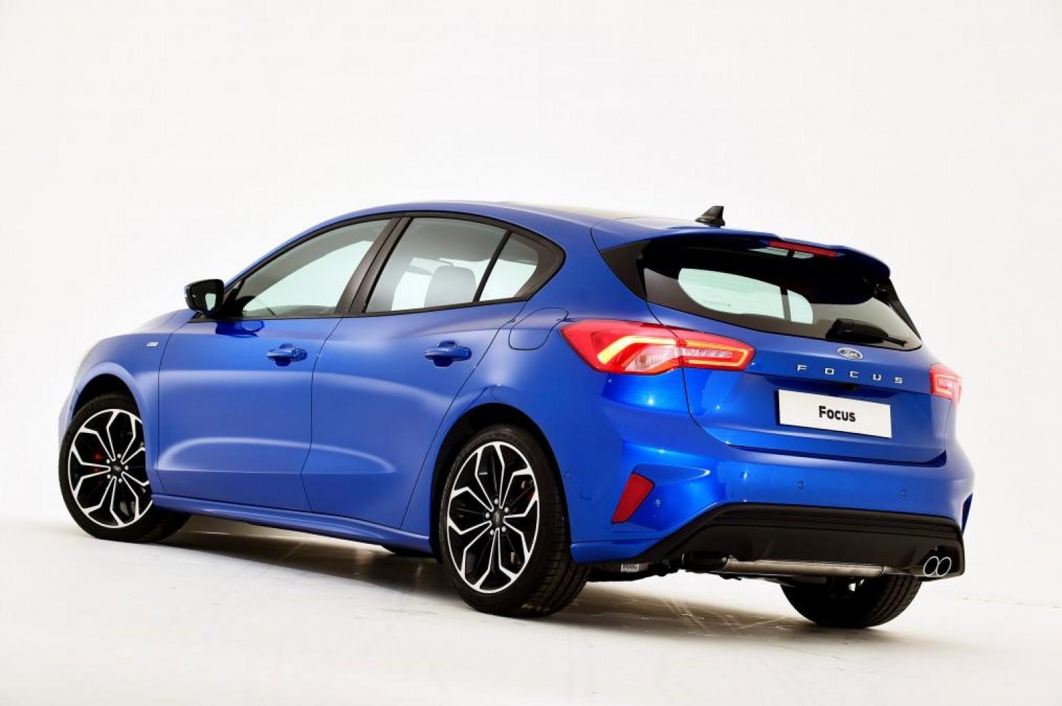 Ford presentó en Europa el nuevo Focus que llegará a Estados Unidos y Latinoamérica para el 2019