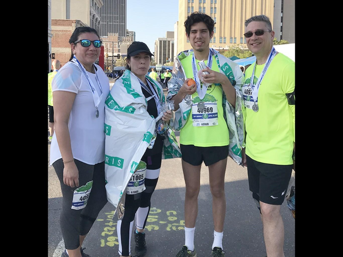 Venezuela, Perú, México y Guatemala unos de los 11 Países en OKC Marathon