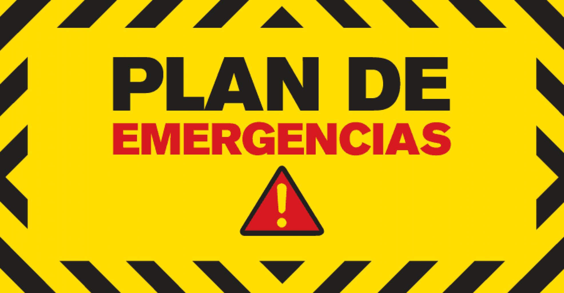 Preparación y planificación para una emergencia