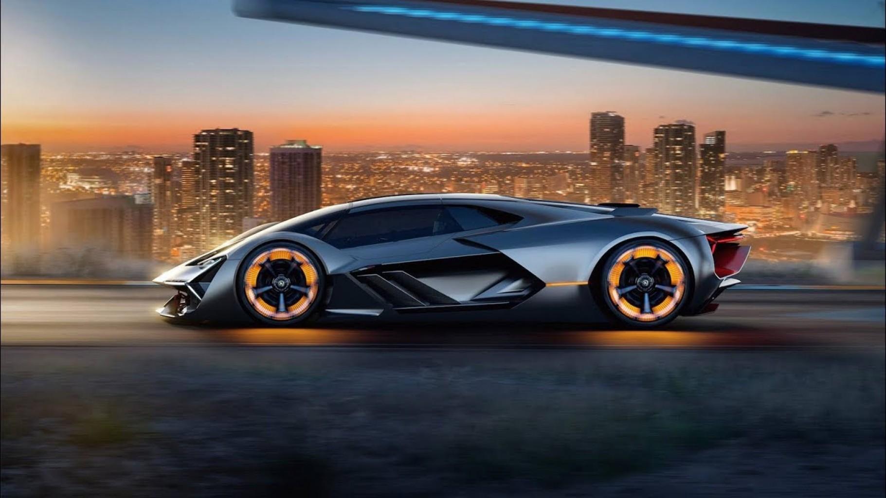 Cuáles son los motores que Lamborghini usará en el futuro