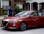 """La tecnología  """"Rear Door Alert"""" llegará a todos los Nissan de cuatro puertas"""