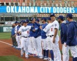 OKC DODGERS HOST HOMETOWN HEROES MILITARY CELEBRATION NIGHT