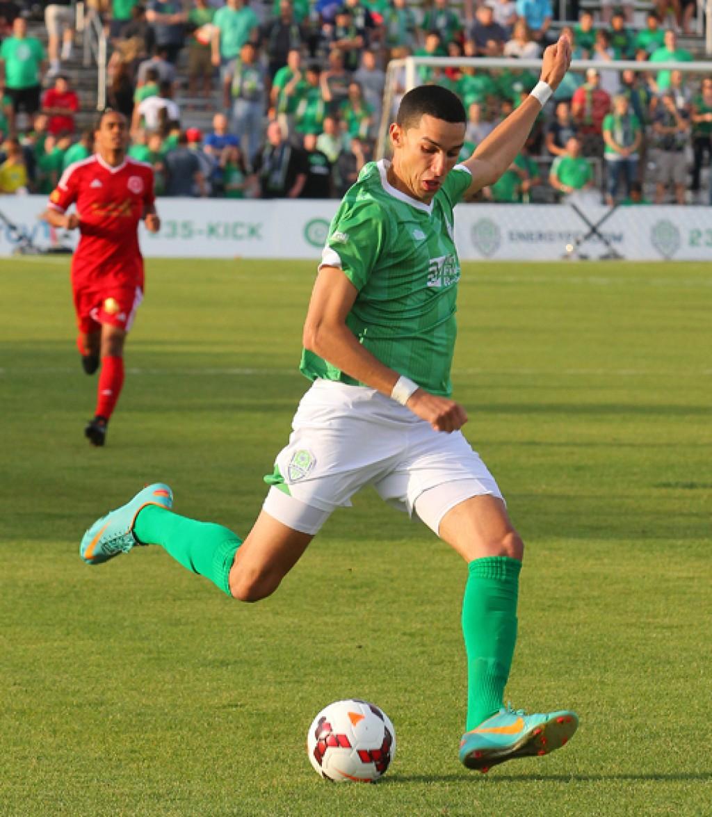 Energy FC ABRE TEMPORADA  CONTRA RIVAL TULSA Roughnecks FC
