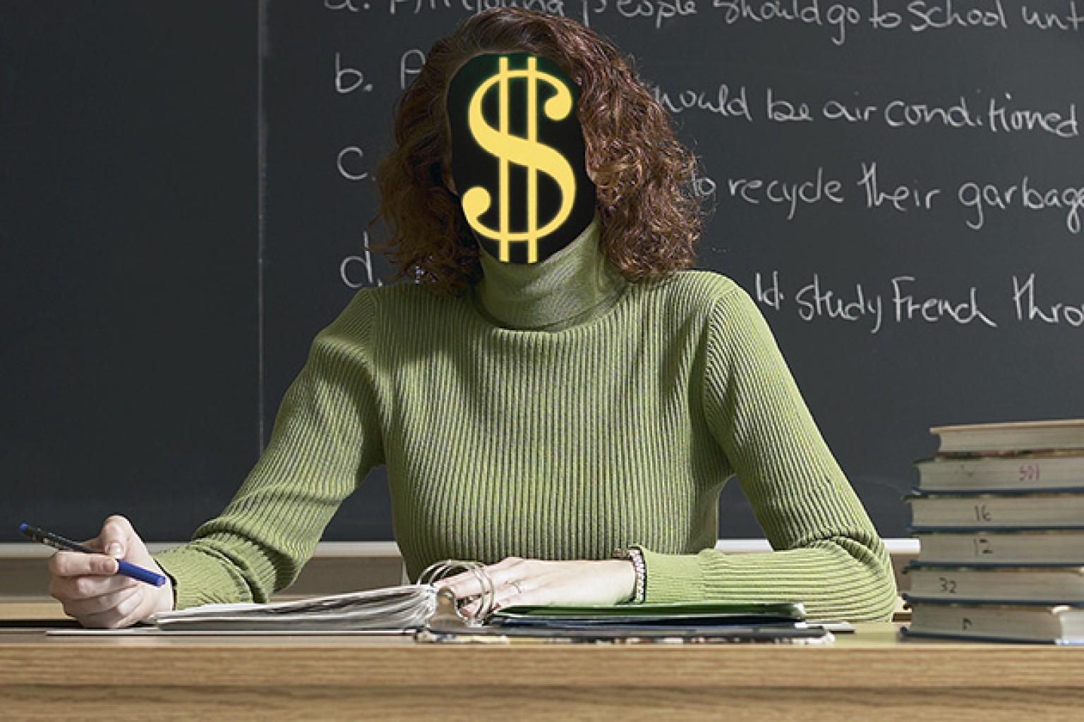 Legislación busca aumentar el Sueldo de los maestros a través del Control Local