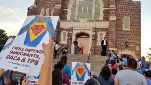 Jóvenes de Oklahoma  se Agrupan para recordar al Congreso Aprobar una Solución