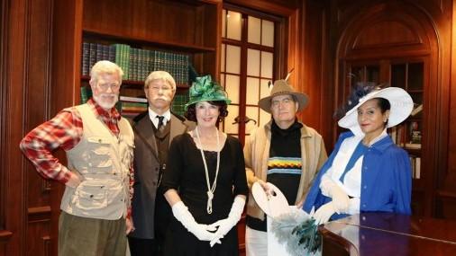 Recordar el pasado  con Historias y Anécdotas en Celebración Chautauqua
