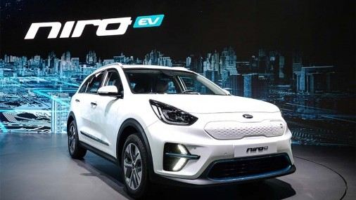 Kia presentó en Corea el nuevo Niro eléctrico