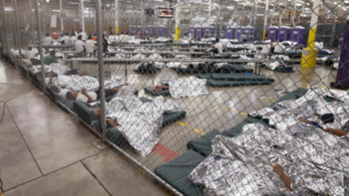 Políticos de Washington reprueban separación de niños de sus padres