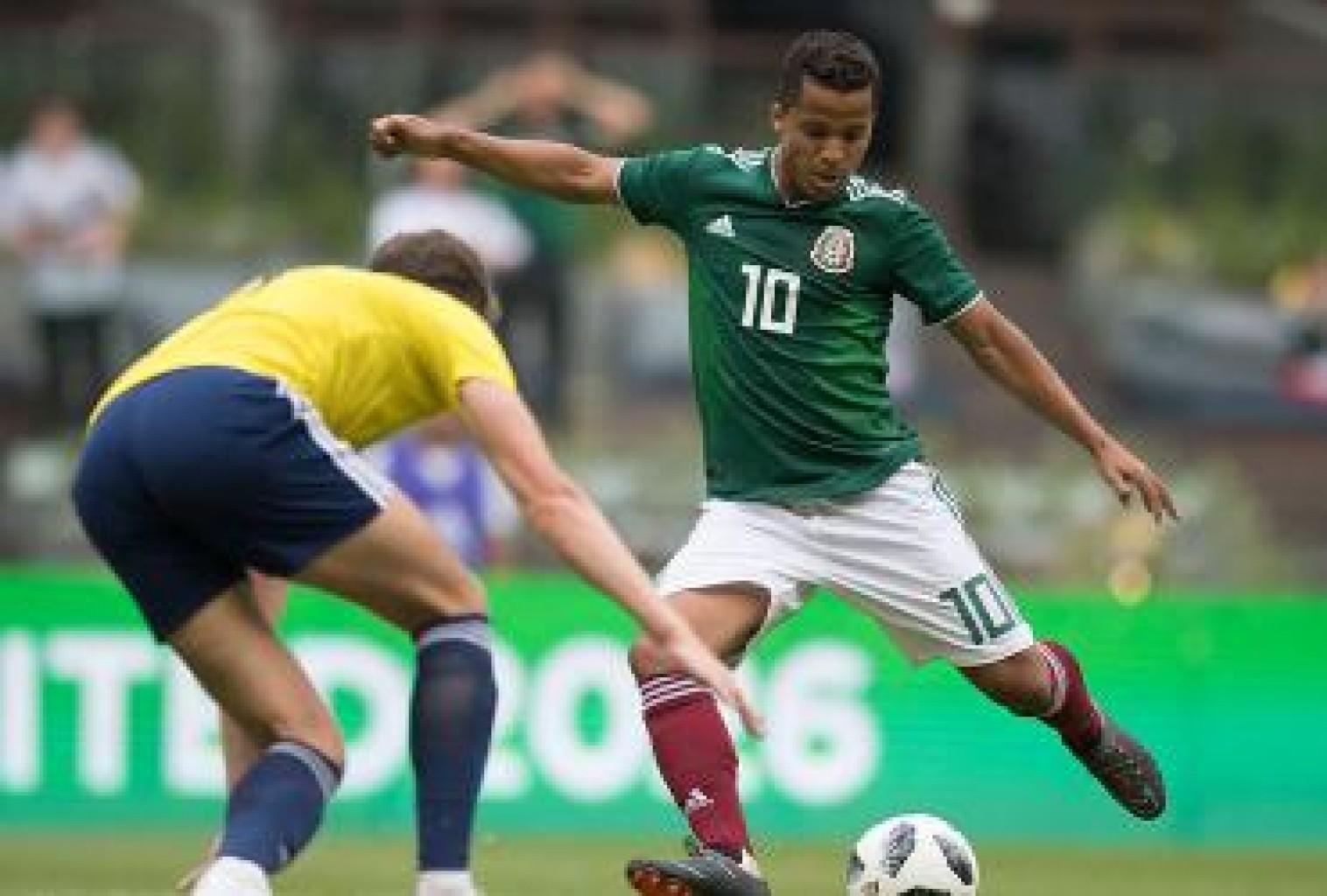México venció a Escocia  previo al Mundial pero la afición