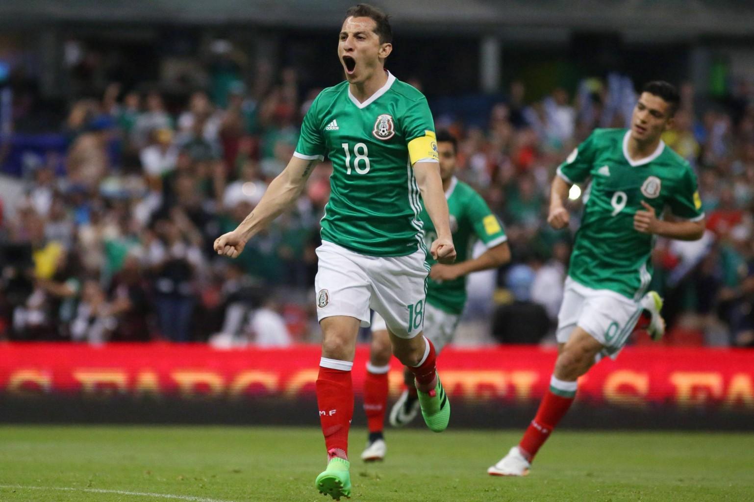 Reto de México:  alcanzar por primera vez la ronda de cuartos de final fuera de casa