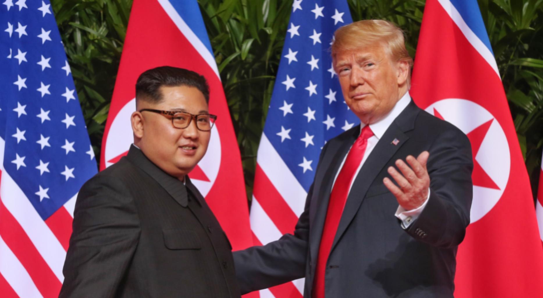Cuando se trata de Corea del Norte no confiamos, verificamos