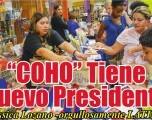 """COHO"" Tiene  Nuevo Presidente"