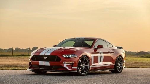 Hennessey fabricará solo 19 unidades del  Mustang Heritage Edition de 808 HP