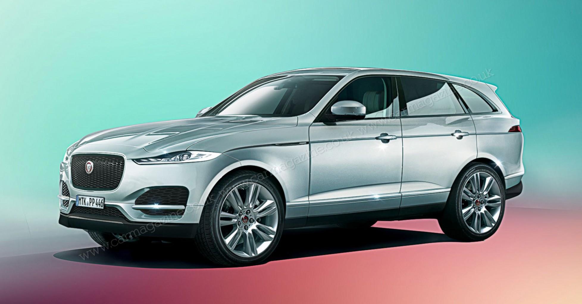 Jaguar - Land Rover renovará todos sus modelos para el 2024