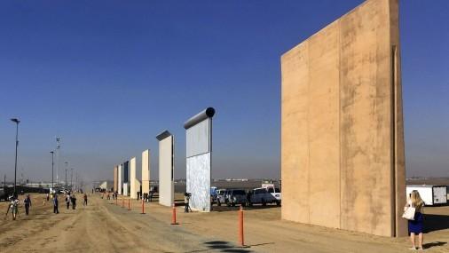 Muro fronterizo podría costar más, dice oficina del Congreso