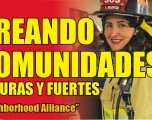 "Creando Comunidades Seguras y Fuertes ""Neighborhood Alliance"""