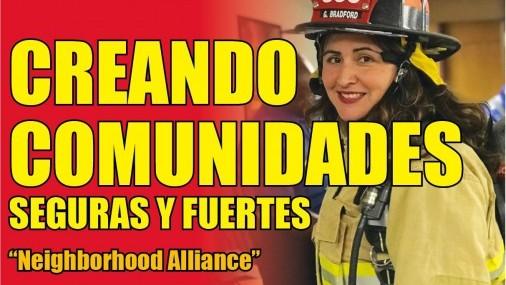 """Creando Comunidades Seguras y Fuertes """"Neighborhood Alliance"""""""