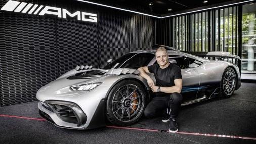 """Mercedes Benz y AMG la pusieron nombre al Súper deportivo """"One"""""""