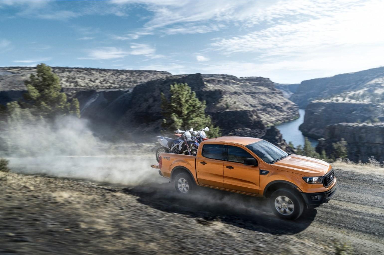 Porque el Ford Ranger del 2019 mejorará los números de su competencia?
