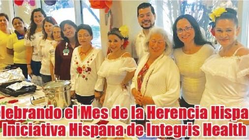 Celebrando el Mes de la Herencia Hispana Iniciativa Hispana de Integris Health
