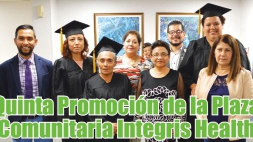 Quinta Promoción de la Plaza Comunitaria Integris Health