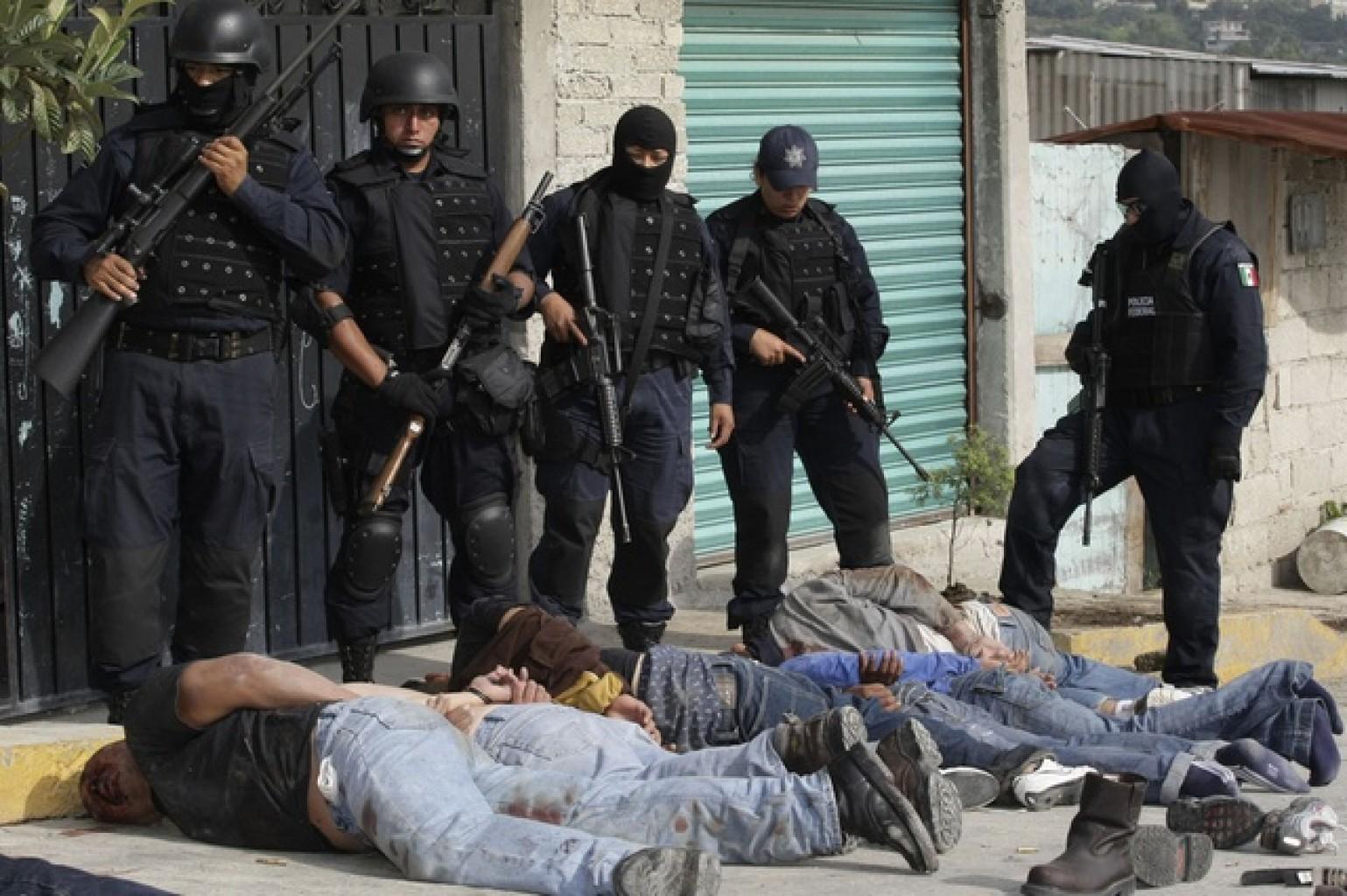 Estudiantes Mexicanos masacrados por el Ejército en 1968, hoy por pandillas
