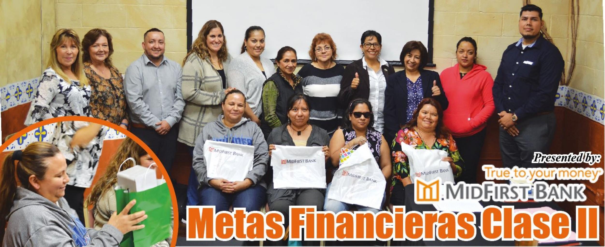Metas Financieras Clase II