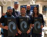 Hospital del Corazón- INTEGRIS segundo en el país y Primero en Oklahoma en implante de Eluvia