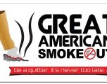 El 43vo Evento Anual Great American Smokeout