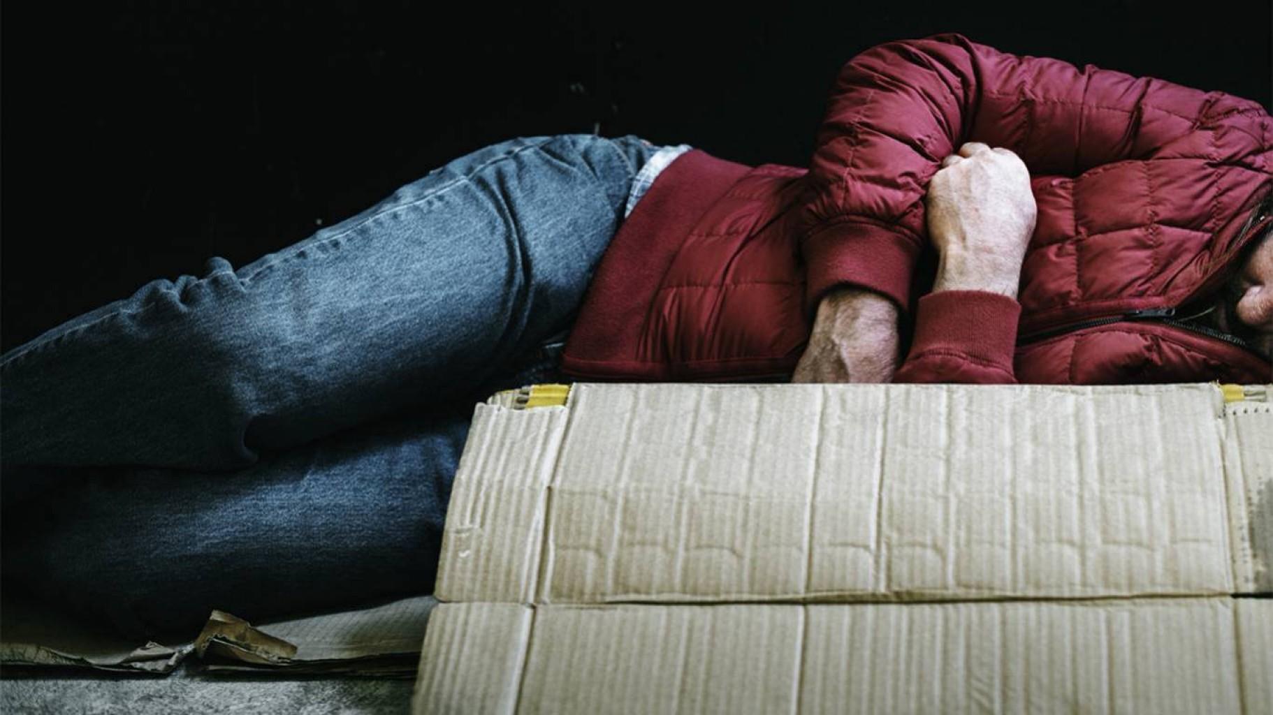Ampliando Refugio  para Persona sin Hogar