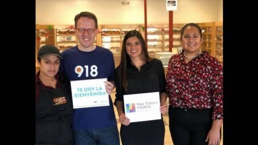 Tulsa recibe Donación para Promover Ciudadanía