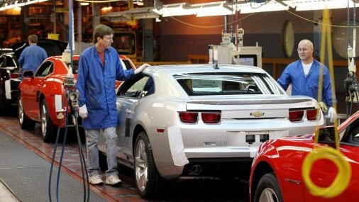 General Motors  despedirá a 14,700 trabajadores
