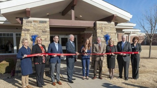 Re-opening of Laura Dester Children's Center as residential treatment program