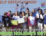 NAI SULLIVAN GROUP & FEED THE CHILDREN Launched NO HUNGER HOLIDAYS INITIATIVE