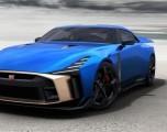 Nissan confirma la producción de solo 50 unidades del GT-R50 por Italdesign