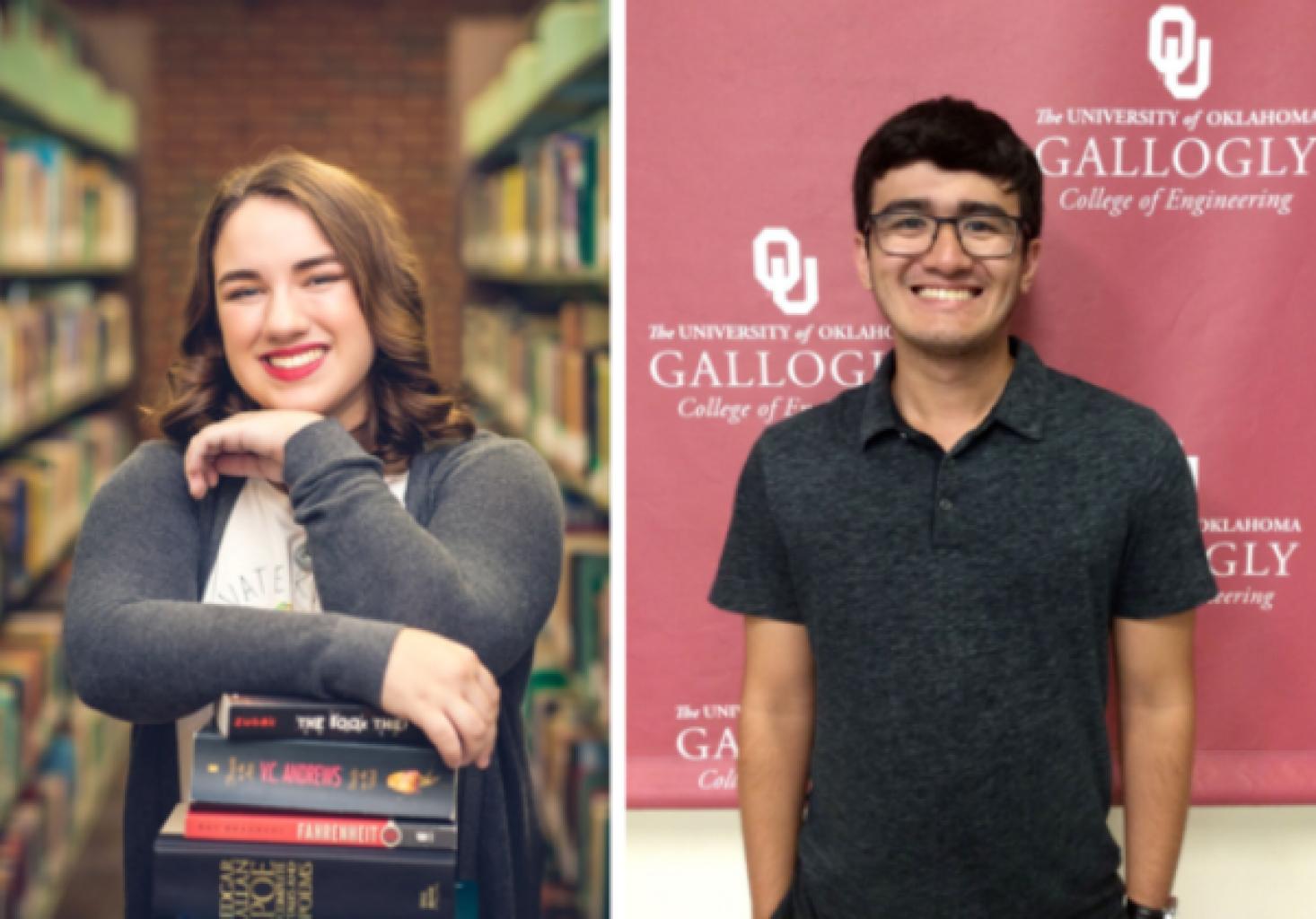 Two Edmond North graduates named Oklahoma