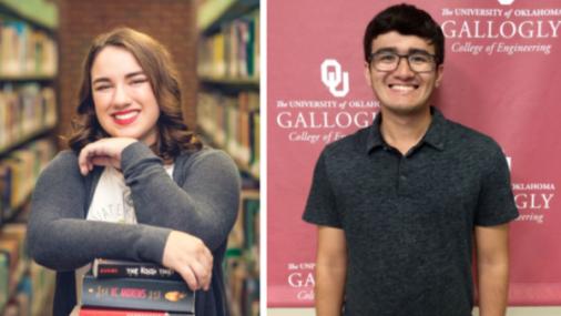 Two Edmond North graduates named Oklahoma's 2018 AP Scholars