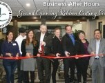 Business After Hours Grand Opening Ribbon Cutting Celebration