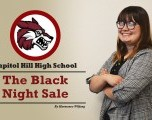 The Black  Night Sale