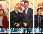 Empleado, Bombero y Policía del Año